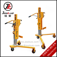 350kg Right Supporting Leg Hydraulic Lifting Oil Drum Lifter