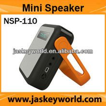 portable multimedia fm radio usb speaker factory