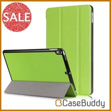 Casebuddy Good quality 3-folding custer leather case for ipad pro 10.5