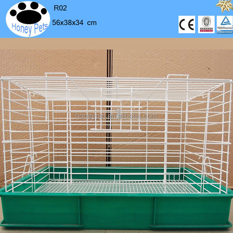 Welded wire mesh industrial cages for rabbit