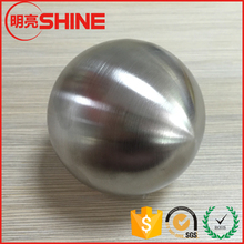 "Mirror Shiny Or Satin Surface 250mm 10"" Inch Hollow sphere Inox Stainless Steel Ball"