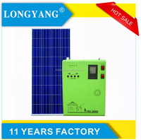 TMEM portable off grid pure sine wave 300W 500W solar power generator system