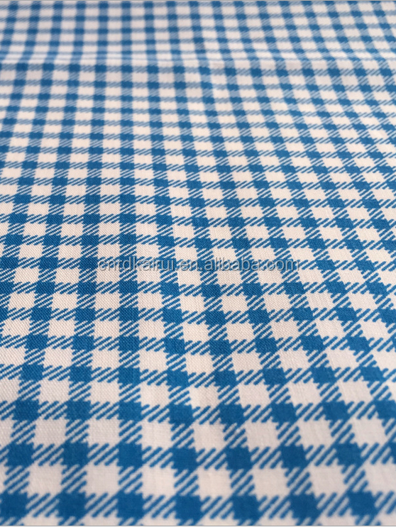 T/C 65% Polyester 35% Cotton Poplin Fabric spandex lycra fabric For bedding set high quality in China