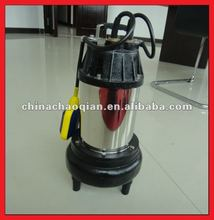 Stainless steel Submersible sewage pumps, dewatering pumps