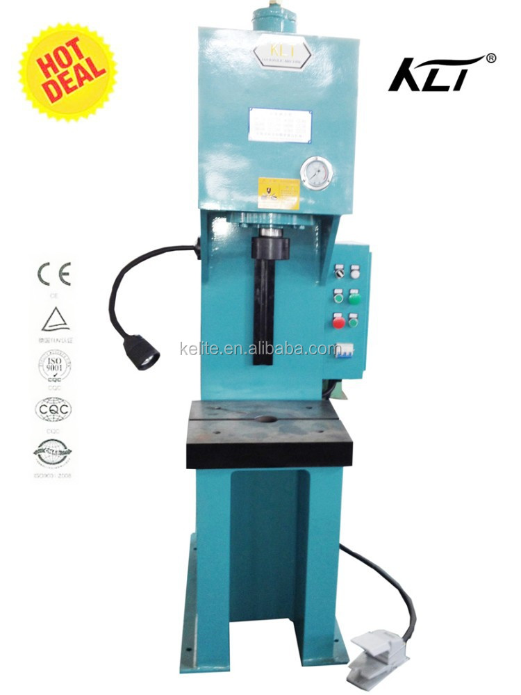 Y41series Sole hydraulic straightening and press machine 160T/Hot mounting press machine
