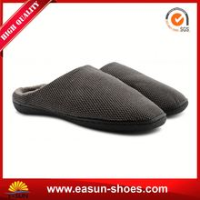 Good Quality wholesale fluffy slippers for men durable slippers fancy slippers