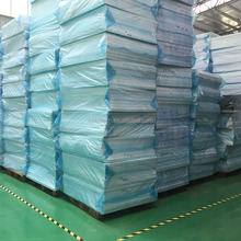 Factory manufacturing multi-function and density impact resistant insulation eco-friendly EPP foam sheet shock pad