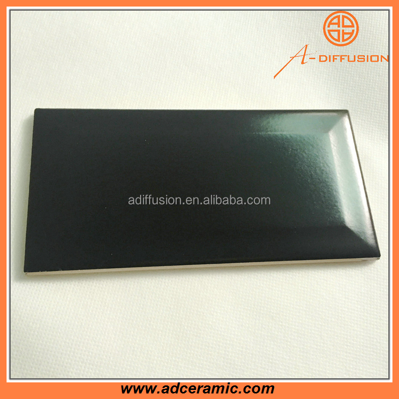 Foshan black kitchen ceramic wall tile