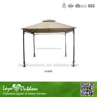 LY 2 year warrantee promise large capacity loading garden wedding gazebo garden wedding gazebo 3 x 3 party tent
