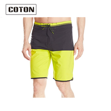 New fashion 100% Polyester custom design summer men beach shorts