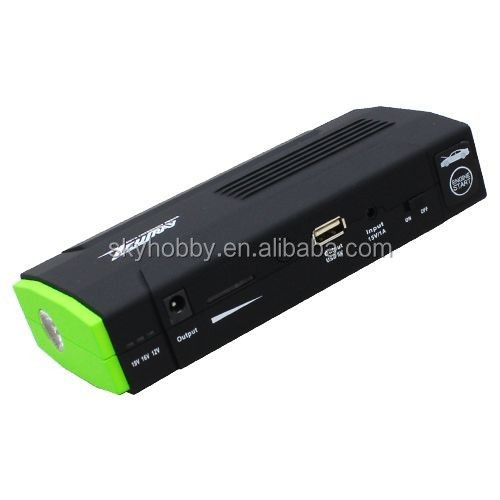 Multi-Function Mini Portable Car Jump Starter 12000mAh Start 12V Car Engine Emergency Battery Power Bank Full Charge