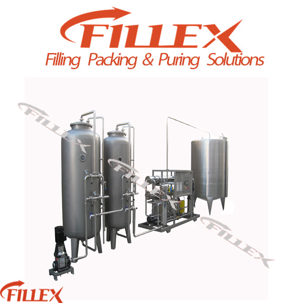 Industrial use RO system Pure water treatment equipment