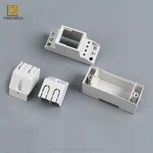 Factory molded custom injection molded ABS electronic enclosures