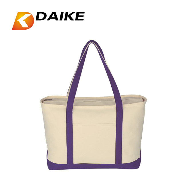 Professional Manufacturer Factory OEM 20 oz heavy cotton canvas bag