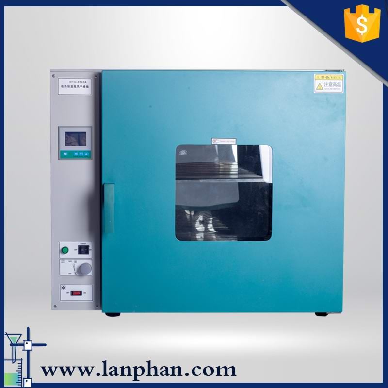 220v digital forced air convection drying oven for chemical industry