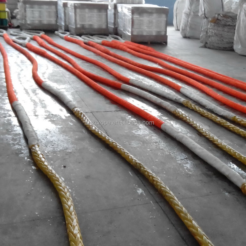 Uhmwpe Hmpe Rope For Oil Tanke Ship Mooring Rope - Buy Uhmwpe Rope ...