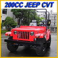 2016 New Jeep ATV with 200CC Oil Cooled Engine,CVT Tranmission