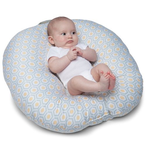 Plush Newborn Lounger Infant lounging bed baby stuffed lounge cushion toys gift