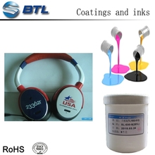 screen printing silicone Ink for T-shirt liquid silicone coating