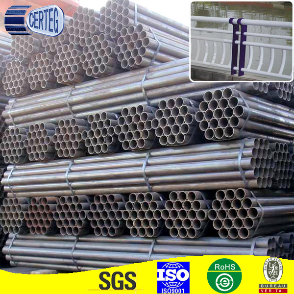erw steel ss41 material for construction