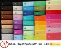 Factory Direct Price Wholesale Felt Fabric , Mothproof Polyester Felt