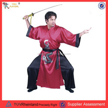 PGCC-0534 red traditional samurai costume carnival costume