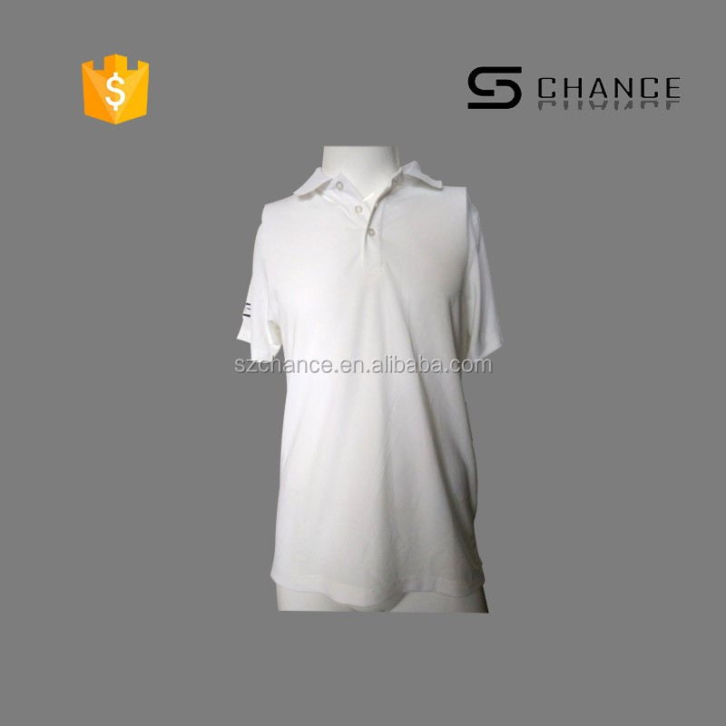 Full extension SGS certificate man polo t-shirt