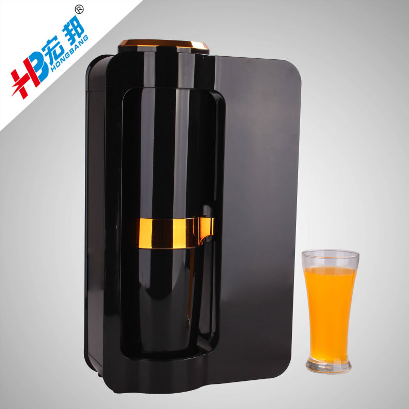 New Design Convenient Operation Home Soda Water Dispenser/home soda maker (HB-1307)