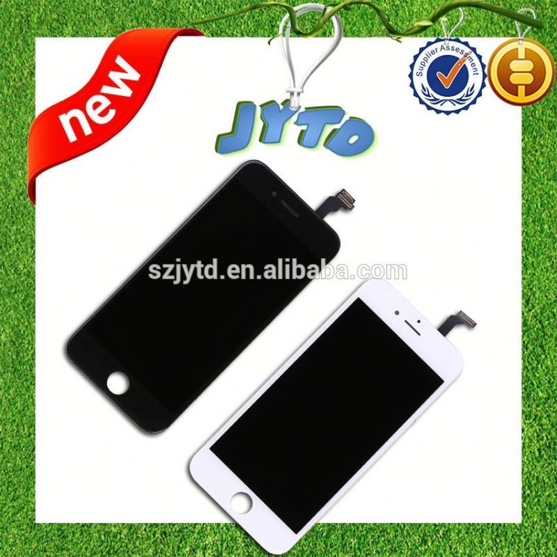 cell phone repair parts for iphone 6 internal LCD screen, black For iphone 6 internal display
