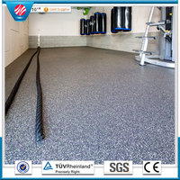 rubber floor tiles gym flooring mat for gym and play places