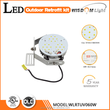 Widely application field 60W led module retrofit kit for street, tunnel, flood, gas station lighting