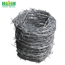 Free Samples China Factory Direct Sales Hot Dipped Galvanized Barbed Wire