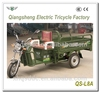 48v/800w cargo tricycle easy electric trike with good paint