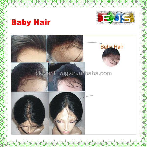 Hot Sale Indian Hairpiece Natural Black Body Wave Lace Front Closure With Baby Hair In Stock