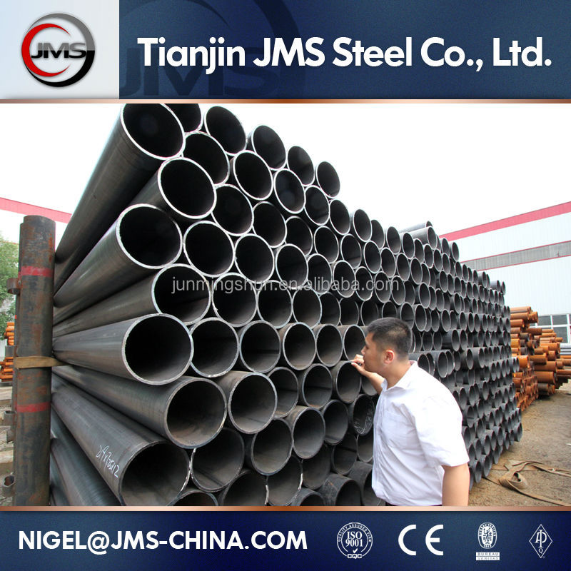 Astm A252 Grade 2 Grade 3 Carbon Steel Pipe Tube8 Japanese