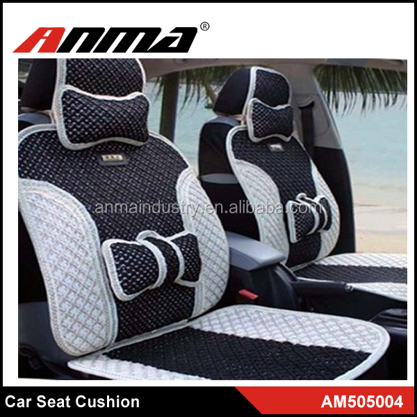 Four Seasons Breathable cooling car seat cushion