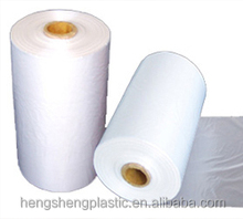 HDPE/LDPE plastic bag on roll for food packing(Manufacturer)