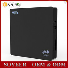 Soyeer Windows Stick Mini Pc Z83-V 2G 32G Windows Tv Box Support Dual Screen Display