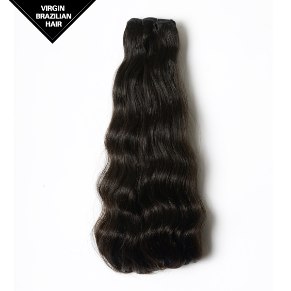 Full Cuticle 8A Virgin Natural Wave Color Brazilian Human Hair South American Human Hair