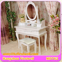China direct factory supplying high quality acrylic dressing table for bedroom malaysia