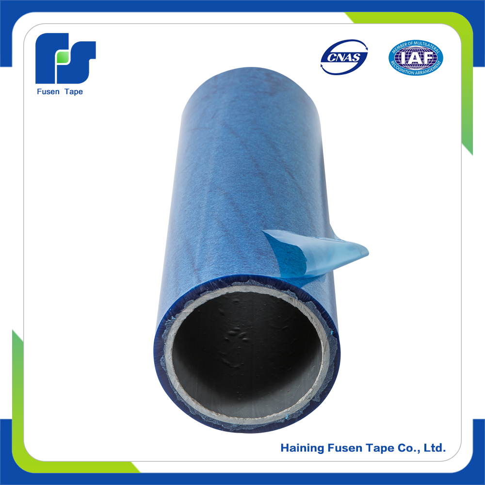 Surface protective floor film protective tape,Clear Plastic PE Stretch Film
