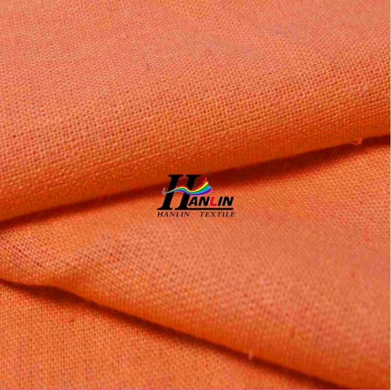 8 OZ 270GSM cotton dyed duck canvas fabric wholesale to make up bags