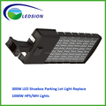 300W LED Shoebox 33000LM Meanwell driver ETL LED Parking Area Light, LED Street Light, USA Fast Ship