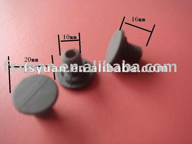 Diameter 16mm silicone rubber stopper for bottle