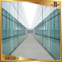 Durable best sell insulated glass used for curtain wall