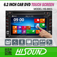 Cheap price toyota universal 2 din car dvd player