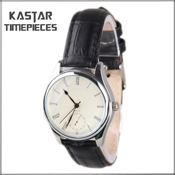 classic leather swiss tungsten sapphire watches