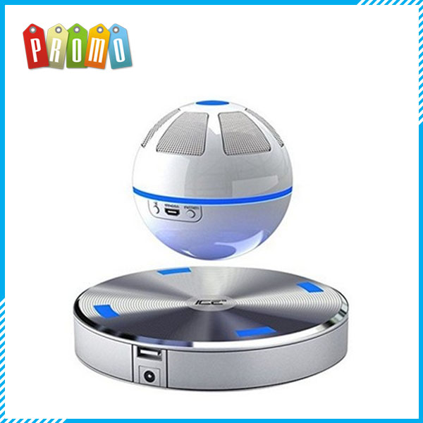 Magnetic Levitation wireless Bluetooth speaker Subwoofer Re-chargeable Portable Sound Box For Audio NFC Maglev