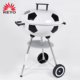 Trolley Bbq Grill Soccer Barbecue Kettle Charcoal Football Design Grill
