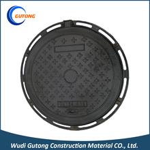 Composite Concrete Well Manhole Cover and Frame